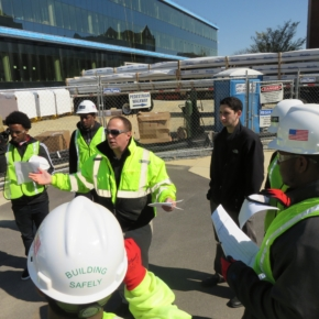 Featured image for christopher Employees Educate Students on Engineering and Surveying
