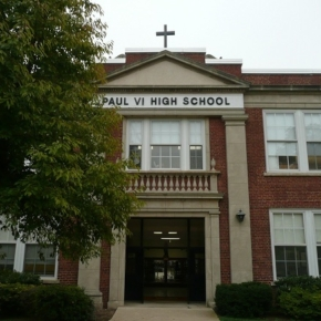 Featured image for Bill Zink Leads Community Discussions on Paul VI