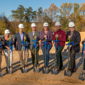 Featured image for Fairfax City Development The Enclave Breaks Ground
