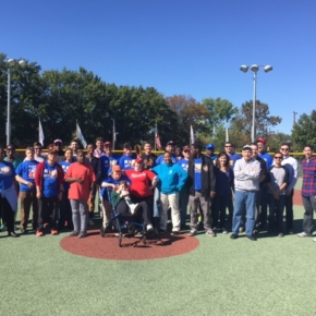 Featured image for christopher Volunteers for the Miracle League Through ULI