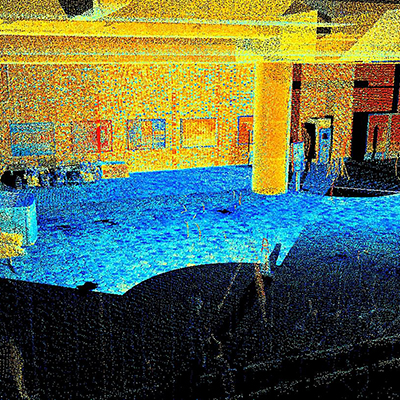 Featured image for 3D Scanning at King Street Metro