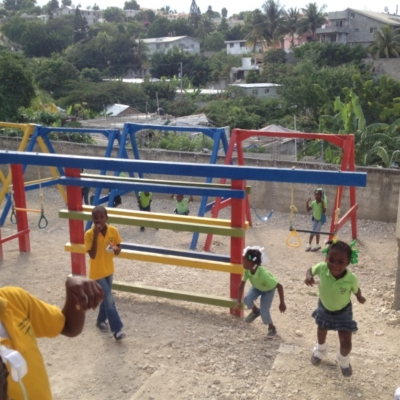 Featured image for Haiti School Project
