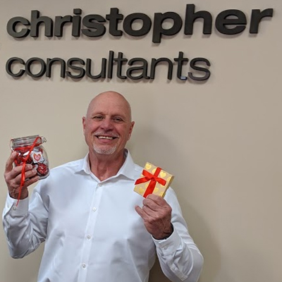 Featured image for Connecting with christopher: Dan Linthicum