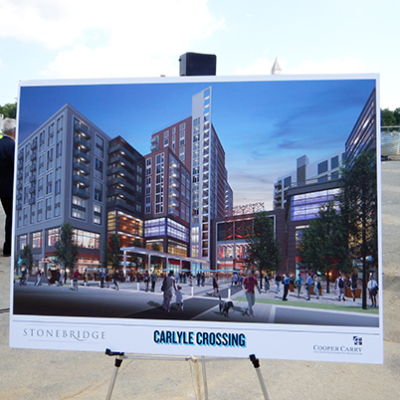 Featured image for Carlyle Crossing