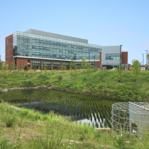 Featured image for George Mason University Peterson Family Health Sciences Hall Receives Honor Award