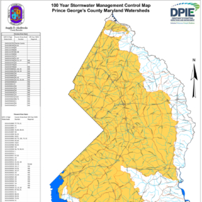 Featured image for New Stormwater Management Regulations in Prince George's County, MD