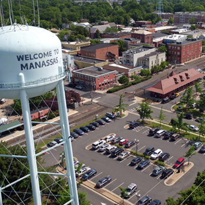 Featured image for City of Manassas On-Call Surveying Services