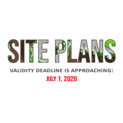 Featured image for Virginia Site Plan Validity Expiring July 1