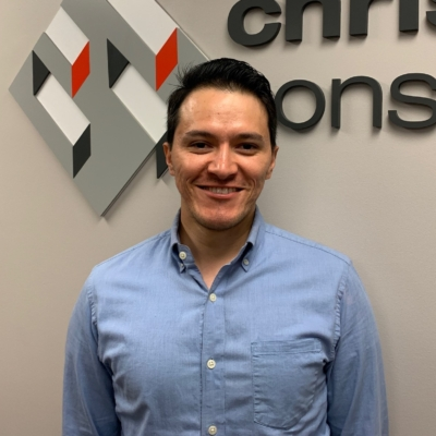 Featured image for Christian Rodas Promoted to Engineer II