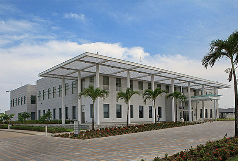Featured image for New Embassy Compound – Libreville, Gabon