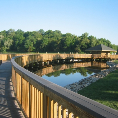 Featured image for Lake Fairfax Park – Marina Redevelopment