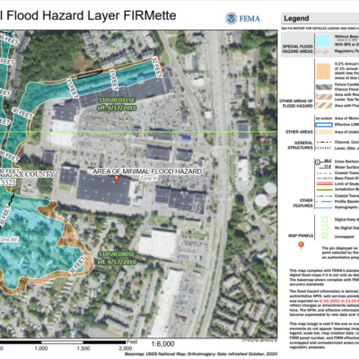 Featured image for Will FEMA's Flood Zone ReMapping Affect Your Property or Project?