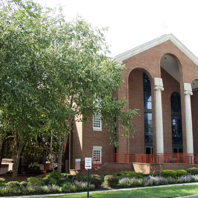 Featured image for Alfred Street Baptist Church