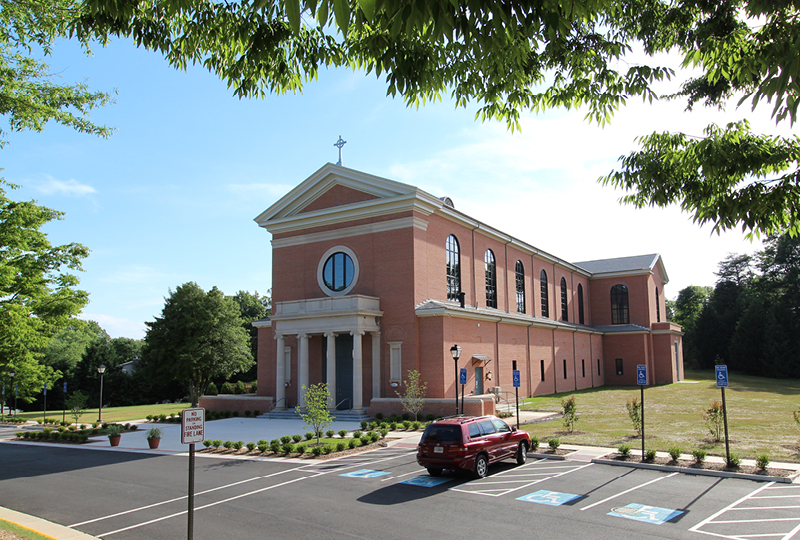 Featured image for St. Mary of Sorrows Catholic Church