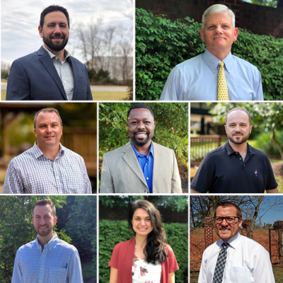Featured image for christopher Celebrates Leadership Appointees